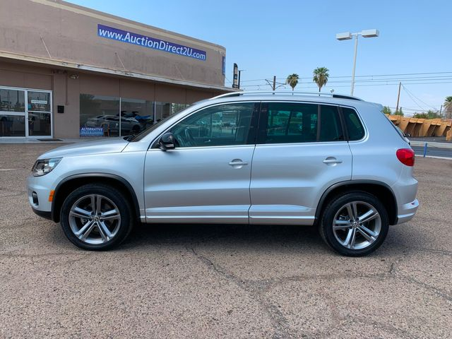 2017 Volkswagen Tiguan Sport 5 YEAR/60,000 MILE FACTORY POWERTRAIN WARRANTY Mesa, Arizona 1