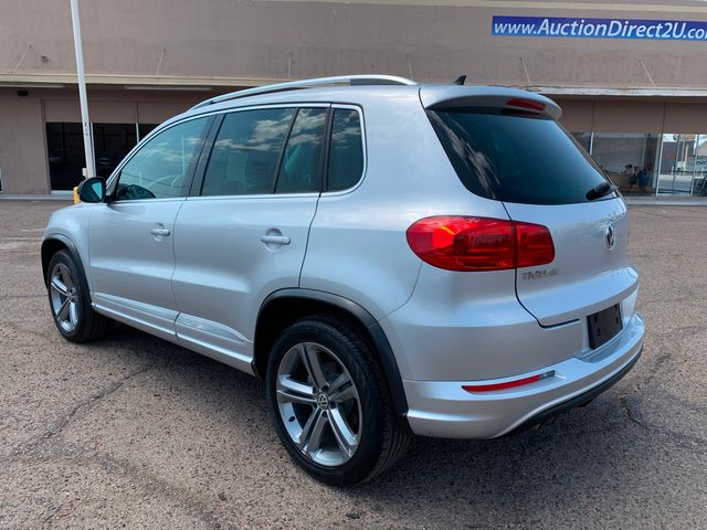 2017 Volkswagen Tiguan Sport 5 YEAR/60,000 MILE FACTORY POWERTRAIN WARRANTY Mesa, Arizona 2