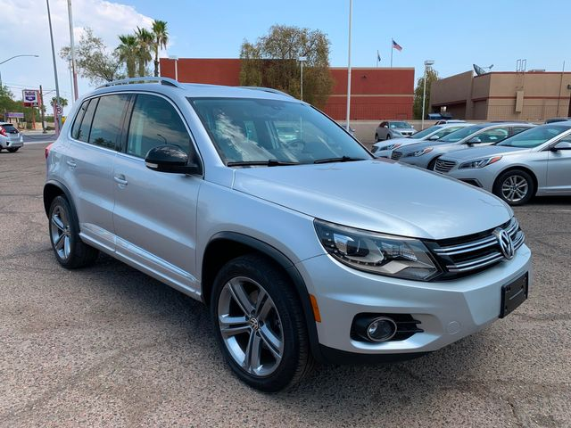 2017 Volkswagen Tiguan Sport 5 YEAR/60,000 MILE FACTORY POWERTRAIN WARRANTY Mesa, Arizona 6