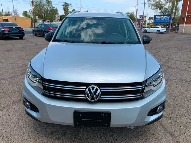 2017 Volkswagen Tiguan Sport 5 YEAR/60,000 MILE FACTORY POWERTRAIN WARRANTY Mesa, Arizona 7