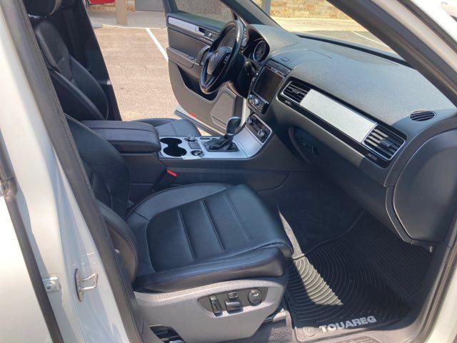 2017 Volkswagen Touareg Wolfsburg Edition in Boerne, Texas 78006