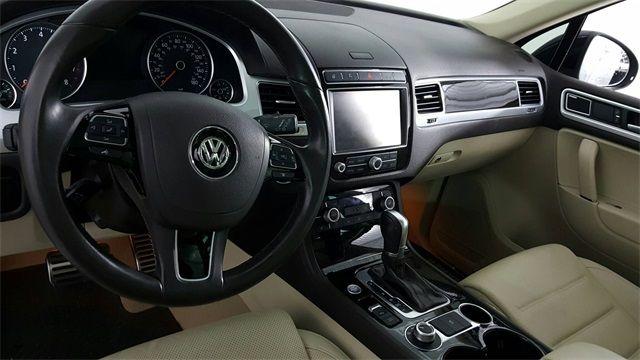 2017 Volkswagen Touareg V6 Executive 4Motion in McKinney, Texas 75070