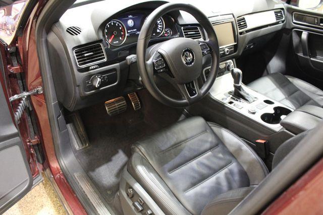 2017 Volkswagen Touareg Wolfsburg Edition in Roscoe, IL 61073