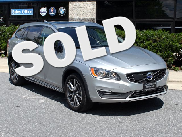 2017 Volvo V60 Cross Country Rockville, Maryland
