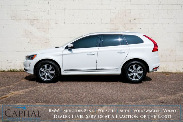 2017 Volvo XC60 Inscription AWD w/Nav, Backup Cam, Heated Seats, Panoramic Roof & BT Audio in Eau Claire, Wisconsin 54703