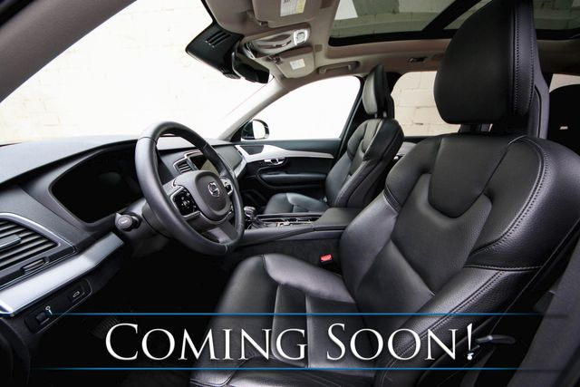 2017 Volvo XC90 Momentum T6 AWD Luxury SUV w/Vision Pkg, Navigation, Panoramic Roof & Apple CarPlay in Eau Claire, Wisconsin 54703