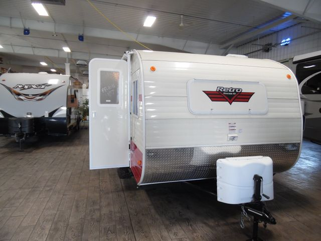 2017 Riverside Rv White Water Retro 177SE Mandan, North Dakota 3
