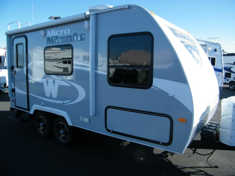 2017 Winnebago Micro Minnie 1706FB  in Surprise AZ