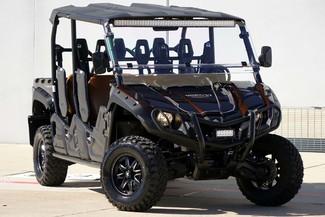 2017 Yamaha Viking VI Ranch Edition * LIGHT BARS * Sound Bar * EXTRAS in Plano, Texas 75093