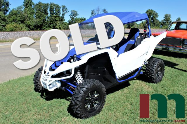 2017 Yamaha YXZ1000 SS Blue Edition | Granite City, Illinois | MasterCars Company Inc. in Granite City Illinois