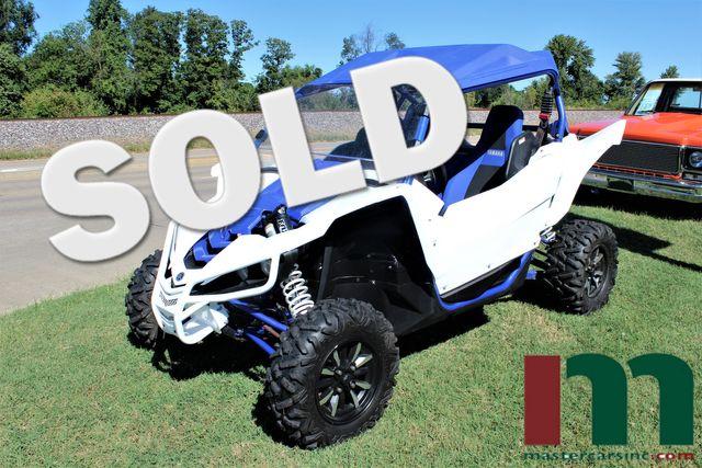 2017 Yamaha YXZ1000 SS Blue Edition | Granite City, Illinois | MasterCars Company Inc. in Granite City Illinois