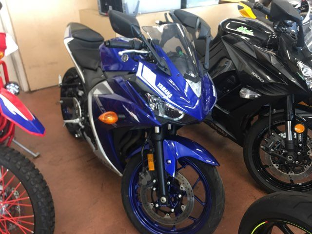 2017 Yamaha YZF-R3  - John Gibson Auto Sales Hot Springs in Hot Springs Arkansas