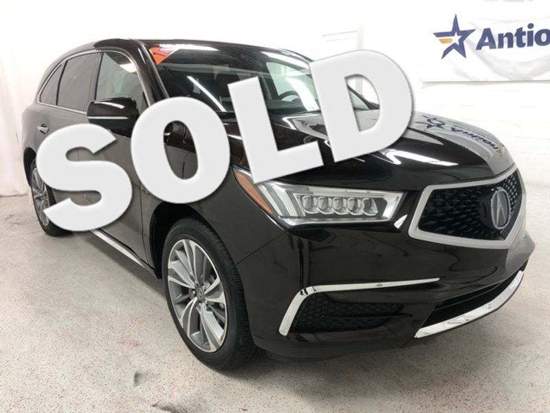 2018 Acura MDX w/Technology Pkg | Bountiful, UT | Antion Auto in Bountiful UT