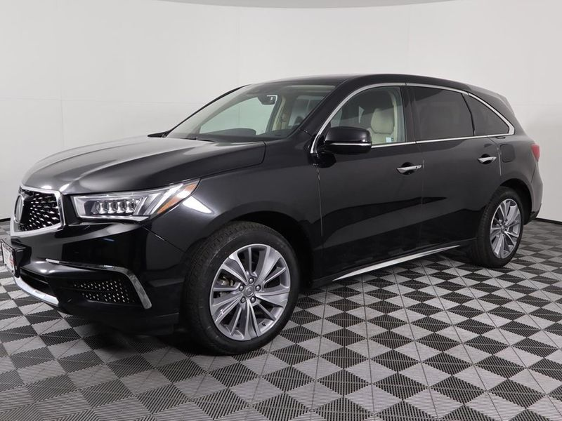 2018 Acura MDX wTechnology Pkg  city Ohio  North Coast Auto Mall of Cleveland  in Cleveland, Ohio