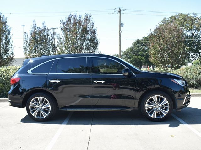 2018 Acura MDX 3.5L w/Technology Package in McKinney, Texas 75070