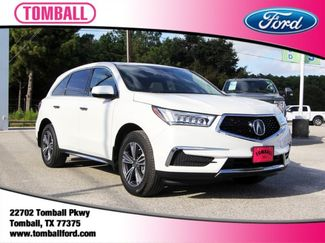 2018 Acura MDX BASE in Tomball, TX 77375