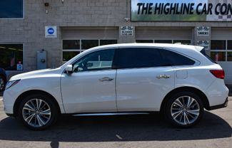 2018 Acura MDX w/Technology Pkg Waterbury, Connecticut 3