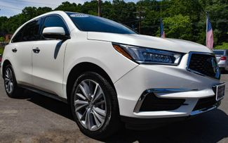 2018 Acura MDX w/Technology Pkg Waterbury, Connecticut 8