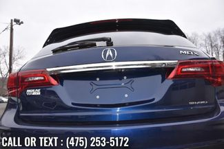 2018 Acura MDX w/Technology Pkg Waterbury, Connecticut 15