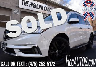 2018 Acura MDX w/Advance Pkg Waterbury, Connecticut