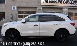 2018 Acura MDX w/Advance Pkg Waterbury, Connecticut 1