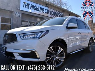 2018 Acura MDX w/Technology Pkg Waterbury, Connecticut