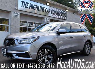 2018 Acura MDX SH-AWD Waterbury, Connecticut