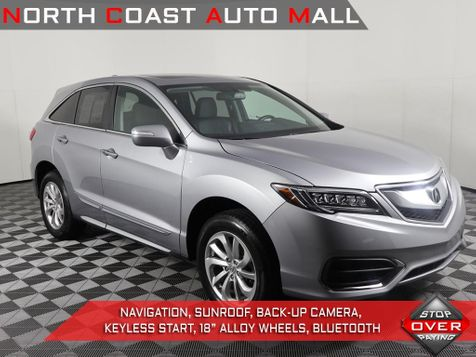 2018 Acura RDX Technology Package in Cleveland, Ohio