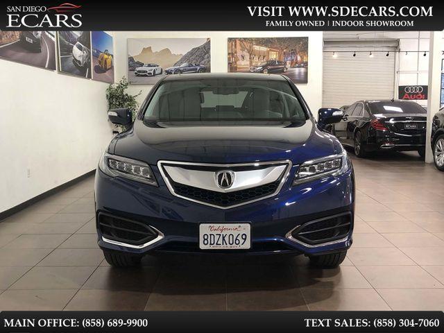 2018 Acura RDX w/Technology Pkg in San Diego, CA 92126