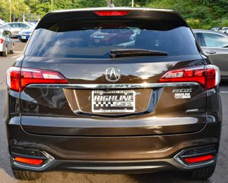 2018 Acura RDX AWD Waterbury, Connecticut 4