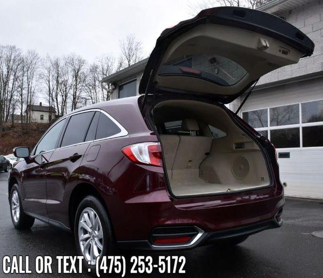 2018 Acura RDX AWD Waterbury, Connecticut 25