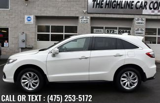 2018 Acura RDX w/Technology Pkg Waterbury, Connecticut 2
