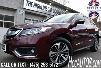 2018 Acura RDX w/Advance Pkg Waterbury, Connecticut