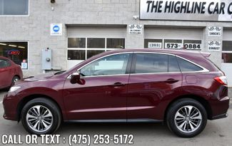 2018 Acura RDX w/Advance Pkg Waterbury, Connecticut 1