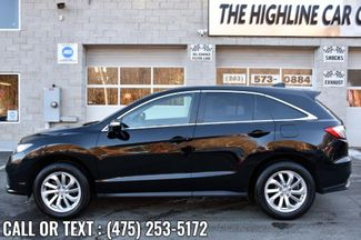 2018 Acura RDX w/Technology Pkg Waterbury, Connecticut 1