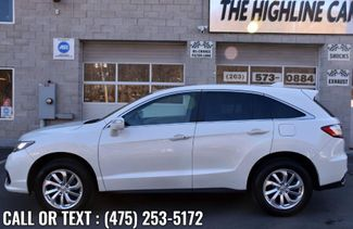 2018 Acura RDX AWD Waterbury, Connecticut 1