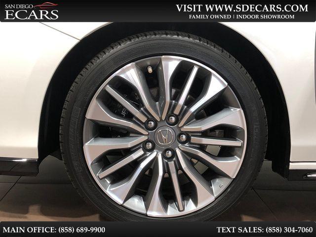 2018 Acura RLX w/Technology Pkg in San Diego, CA 92126
