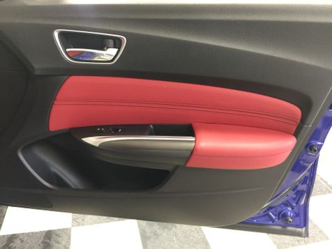 2018 Acura TLX *w/A-SPEC Pkg Red Leather*   The Auto Cave in Addison, TX