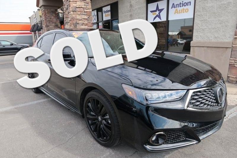 2018 Acura TLX 3.5L V6 | Bountiful, UT | Antion Auto in Bountiful UT