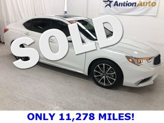 2018 Acura TLX w/Technology Pkg | Bountiful, UT | Antion Auto in Bountiful UT