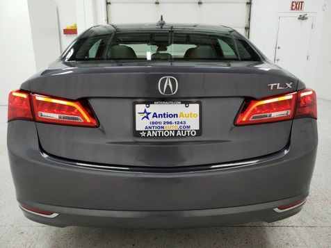 2018 Acura TLX w/Technology Pkg | Bountiful, UT | Antion Auto in Bountiful, UT