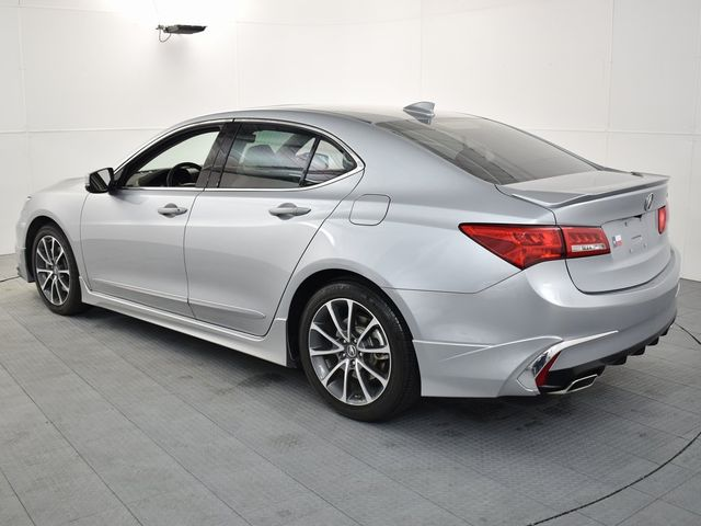 2018 Acura TLX 3.5L V6 w/Technology Package in McKinney, Texas 75070