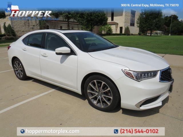 2018 Acura TLX 3.5L V6 SH-AWD