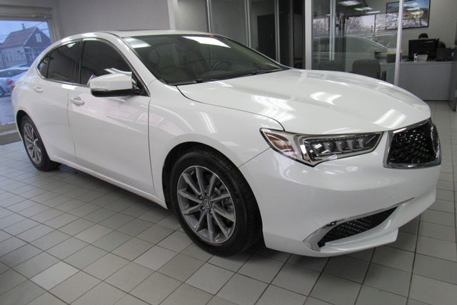 2018 Acura TLX W/ BACK UP CAM Chicago, Illinois 2