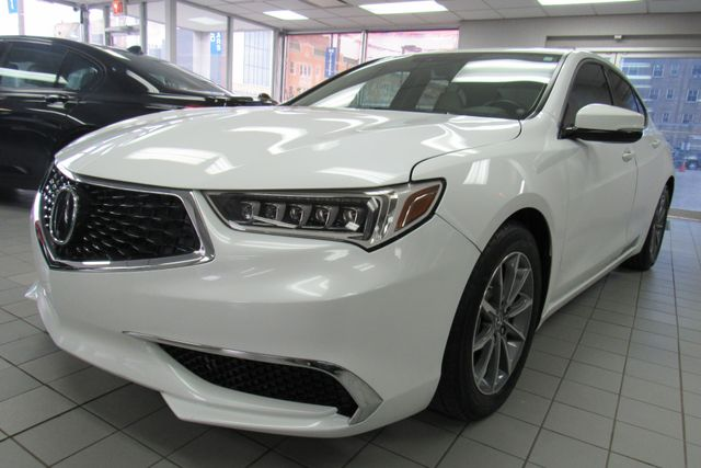 2018 Acura TLX W/ BACK UP CAM Chicago, Illinois