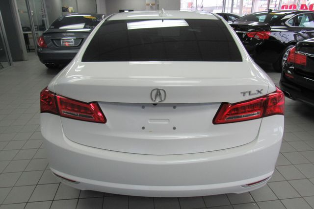 2018 Acura TLX W/ BACK UP CAM Chicago, Illinois 8