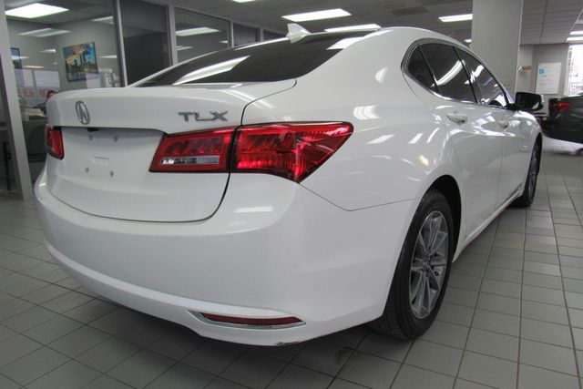 2018 Acura TLX W/ BACK UP CAM Chicago, Illinois 9