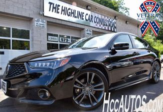2018 Acura TLX w/A-SPEC Pkg Waterbury, Connecticut 0
