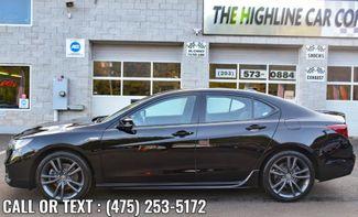2018 Acura TLX w/A-SPEC Pkg Waterbury, Connecticut 3