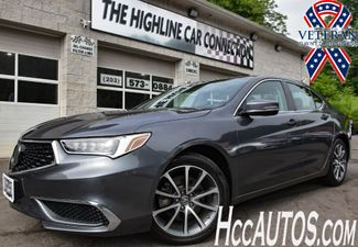 2018 Acura TLX 3.5L FWD Waterbury, Connecticut
